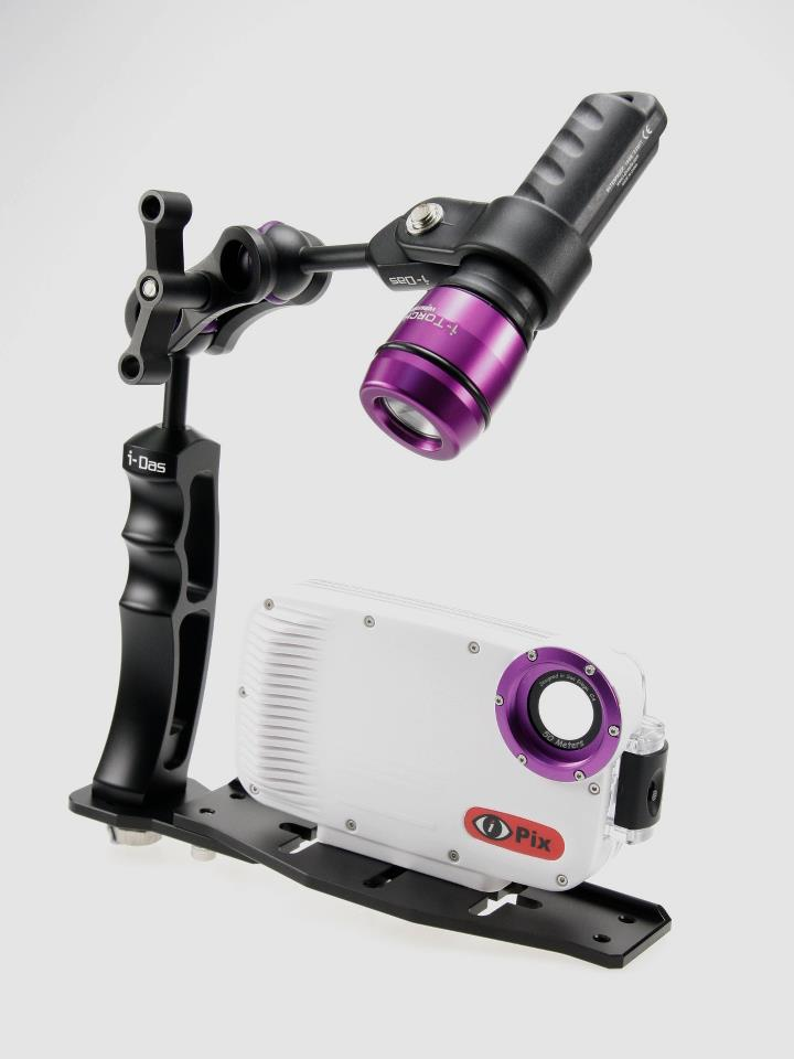 i-Pix A4 with i-Torch lighting system