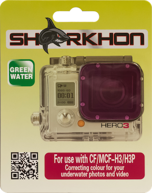 Sharkhon Magenta LENS ONLY
